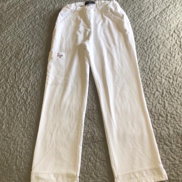 Koi Butterfly Scrub Pants